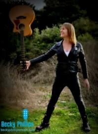Becky Phillips Music - Female Singer - South East
