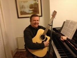 Wil Lyons - Pianist / Singer - Dublin, Leinster
