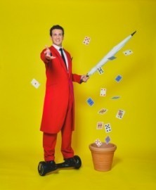Danny Lee Grew - Comedy Cabaret Magician - Clacton-On-Sea, East of England