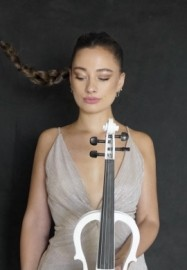 Anna Edelweiss - Violinist - Swansea, Wales