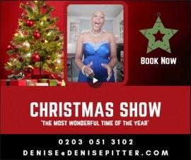 Denise Pitter Sings... - Female Singer - Coventry, West Midlands