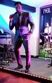 Neil Harrison - Male Singer - Shropshire, West Midlands