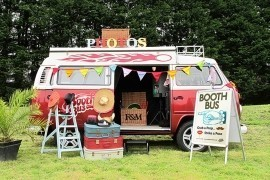 Cool 4 campers VW Camper Boothbus - Photo Booth - Falmouth, South West