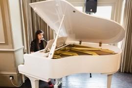 Carolina Garcia-Cox - Pianist / Singer - Manchester, North West England