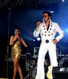 Romance with Elvis - Elvis Tribute Act - Nuneaton, Midlands