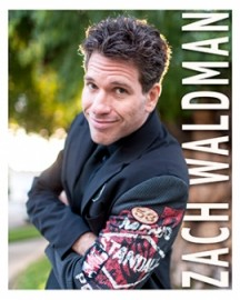 Zach Waldman - Comedy Cabaret Magician - Los Angeles, California