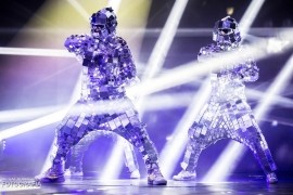 HEROES OF THE FUTURE by Patman Crew - Dance Act - Masovian Voivodeship, Poland