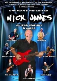 Nick James - Guitar Singer - Cambridgeshire, East of England