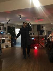 Matthew Wakefield  - George Michael Tribute Act - Southend, London