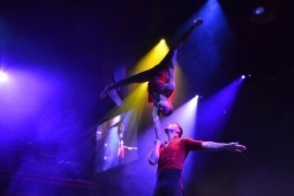 Duo Diverse - Acrobalance / Adagio / Hand to Hand Act - Bordeaux France, France