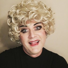 Shirley Devine  - Drag Queen Act - London, London