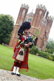 Cambridge Bagpiper - Bagpiper - Cambridge, East of England