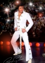 elvis / gary gibson - Elvis Impersonator - North of England