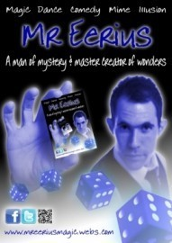 Mr Eerius  - Cabaret Magician - Devon, South West