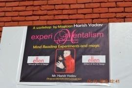 ExperiMentalism - Mind reading show - Mentalist / Mind Reader - India