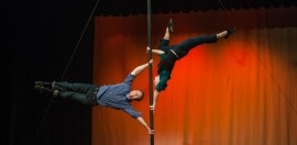 Duo Straight Up - Aerialist / Acrobat - Seattle, Washington