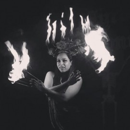 Nikki Talis - Fire Performer - New York City, New York