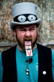 Chastain Criswell: Traveling Magician - Comedy Cabaret Magician - Charlotte, North Carolina