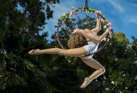 Teresa Shogren - Aerialist / Acrobat - San Diego, California