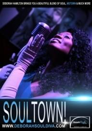 Deborah Soul Diva! Or Sister Supreme! ( Diana ross,Soul n Motown) - Beyonce Tribute Act - Westminster, London
