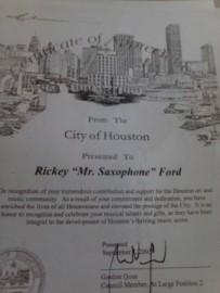 Singer/Pianist/Keyboardist/Guitarist/One Man Band/Saxophonist/Multi Instrumentalist/Vocalist/Host/MC/DJ - One Man Band - Houston, Texas