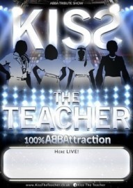 Kiss the Teacher ABBA Tribute - Abba Tribute Band - Ipswich, East of England