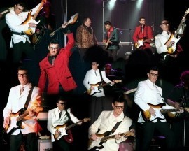 Kenny James - Buddy Holly Tribute Act - Pigeon Forge, Tennessee