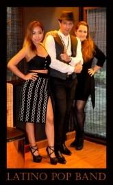Latino Pop band - Trio - Thailand, Thailand