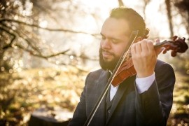 Faz Shah - Electric Violinist - Manchester, North West England