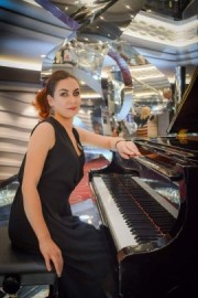 Xenia - Pianist / Keyboardist -
