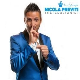 Nicola Previti  - Stage Illusionist - Italy, Italy