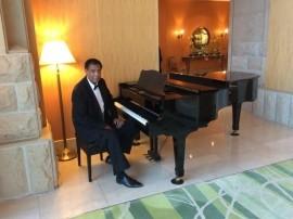 Clarence Levine  - Pianist / Keyboardist - United States, North Carolina