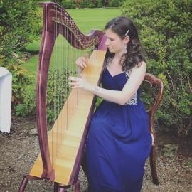 Emma Durkan - Harpist - Saltcoats, Scotland