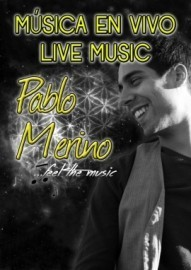 Pablo Merino - Male Singer - Alicante, Spain