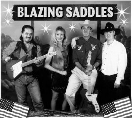 Blazing Saddles - Country & Western Band - Bradford-On-Avon, South West