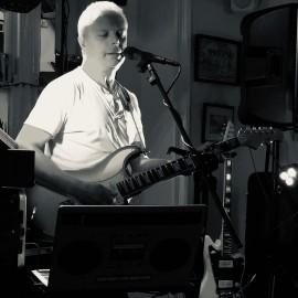 Dale David - One Man Band - Cambridge, East of England