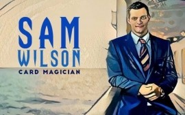 Sam Wilson close up magician  - Close-up Magician - Midlands