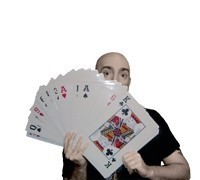 Roddy McGhie - Close-up Magician - North of England