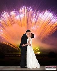 Bridal Fireworks UK image