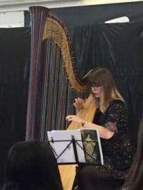 Bethan Lloyd-Thomas - Harpist - Caerphilly, Wales