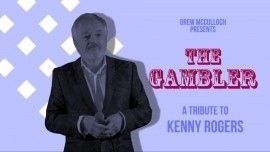 The Gambler, Kenny Rogers Tribute - Other Singer - Dunfermline, Scotland