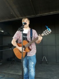 Justin Rishworth  - Male Singer - South Africa, Eastern Cape