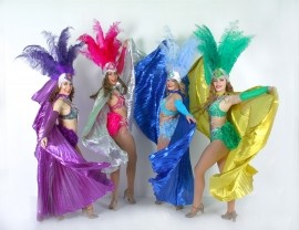 Rosettas Variety Entertainment  - Dance Act - Leicester, East Midlands