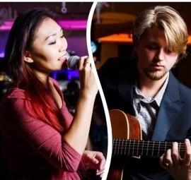 Jazz Cover Duo - Acoustic Guitarist / Vocalist - Kazakhstan, Kazakhstan
