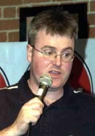 Stu Hughes - Adult Stand Up Comedian - Canada, Alberta