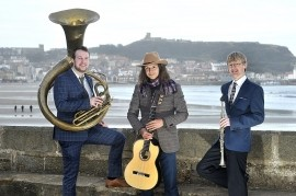 The Jelly Roll Jazz Band - Jazz Band - Scarborough, Yorkshire and the Humber