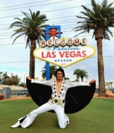 Ben King - Elvis Impersonator - Tuscaloosa, Alabama
