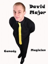 David Major - Comedy Cabaret Magician - Andover, South East