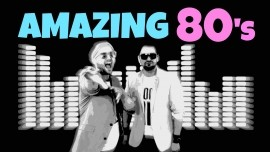 The Amazing 80's - Male Singer - York, Yorkshire and the Humber