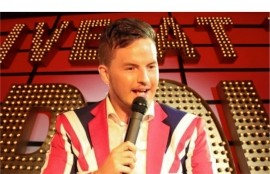 Dean Keating - Clean Stand Up Comedian - Portsmouth, South East